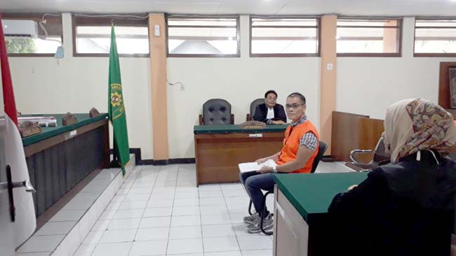 Sidang Kakak lawan Adik Ipar, Sumardhan Segera Laporkan Penyidik Polda Jatim ke Mabes Polri