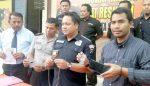 Bawa Lencana Polri, 2 Anggota KPK Diringkus Polisi Sidoarjo
