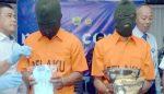Bawa Sabu, Perangkat  Desa Wonocatur Ditangkap Polisi