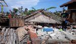 Empat Rumah Roboh Disapu Puting Beliung