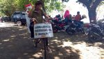 Keliling Indonesia Demi Berangkatkan Ibunya ke Tanah Suci