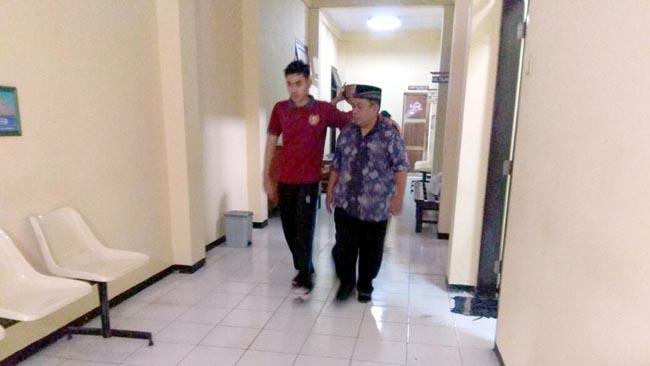Oknum Guru Cabul Dijebloskan Tahanan Polres Situbondo