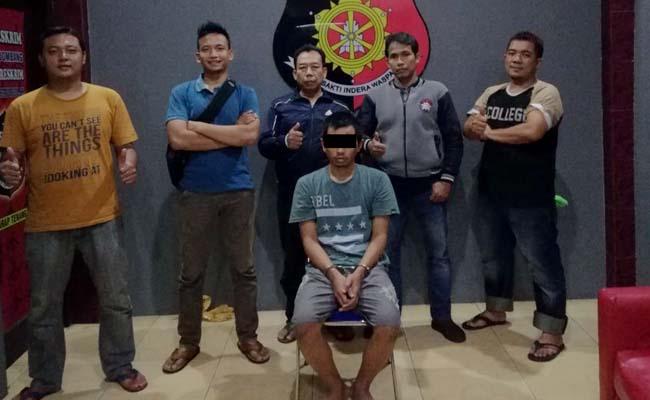 Oknum Guru Nyambi jadi Jambret di Jombang