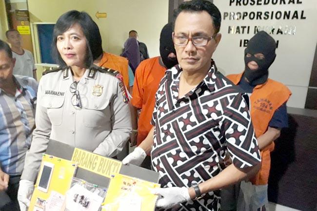 Pengedar Sabu Ngaku Dapat Pasukan dari Napi LP Lowokwaru