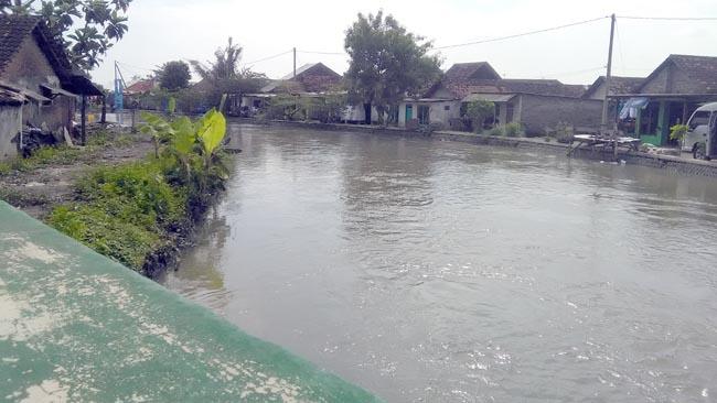 Sungai Ketapang Dangkal, Warga Gempolsari Was-Was