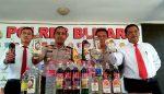 Penjual Miras Berkedok Warung di Blitar Digerebek