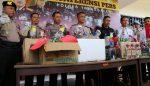 Operasi Tumpas Semeru 2018, Polres Trenggalek Sita Ribuan Miras