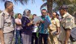 Lahan SLG Caplok Tanah Warga,  Pemkab Kediri Digugat Penjual Nasi Rawon