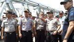 Periksa TKP Jembatan Widang-Babat,  Kapolda Jatim Tegaskan Korban Tewas, Hanya 1 Orang
