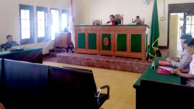 Pra Peradilan Penasehat Hukum Ditolak, Proses Hukum Lurah Garum Berlanjut
