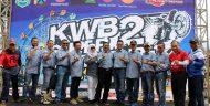 2 Pejabat TNI Malang,  Hadiri Event Trail Adventure 2 Kota Batu