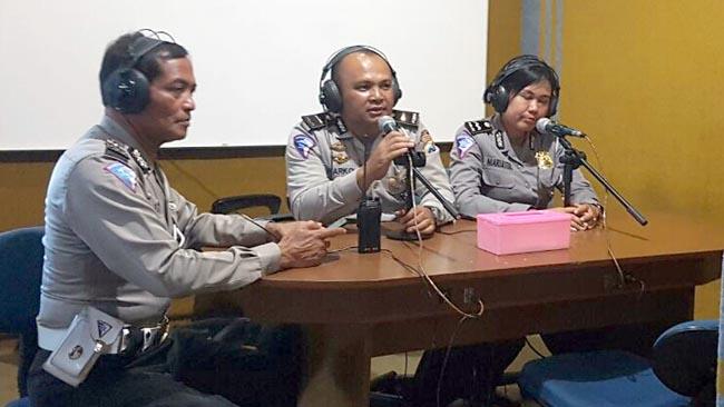 Operasi Zebra 1-14 November 2017, Dikyasa Polres Malang