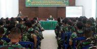 Tekan Angka Laka Lantas dan Narkoba, Dansubdenpom V/3-1 Probolinggo Kumpulkan Anggota TNI dan ASN se Wilayah Hukum Kodim 0820