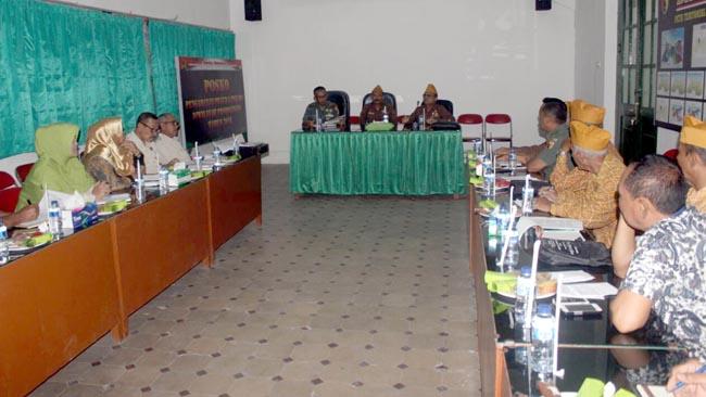 Kodim Probolinggo, Fasilitasi Silaturahmi Yayasan Panca Marga dan Leguin Veteran Jawa Timur