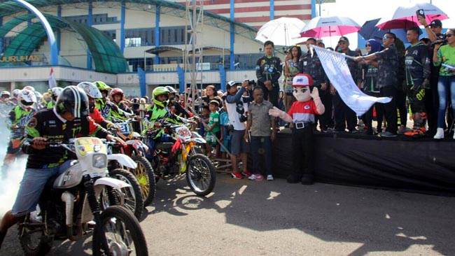 Adventure Trail 0818 Sesi II Ajang Silahturahmi Para Trail Mania Malang Raya