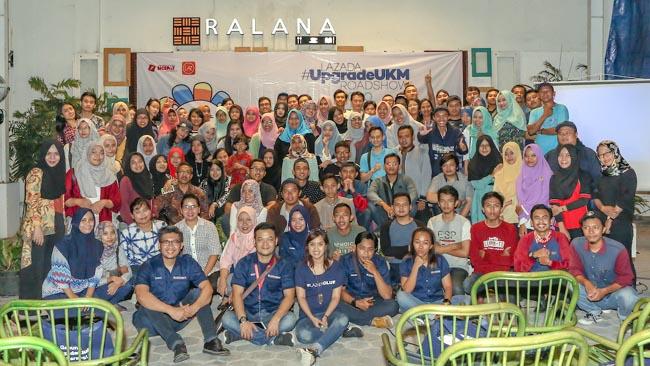 Pertama Kalinya, Lazada Sapa Pebisnis UMKM di Malang