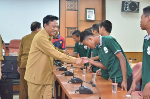 SSB Putera Indonesia Wakili Jawa Timur