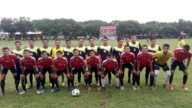 SMAN 5 Bungkam MAN 3  Jember,  Liga Sepak Bola Pelajar 2017