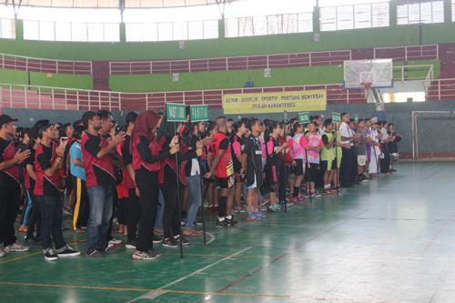 Seribu Atlet Pelajar Ramaikan Delta Cup 2017