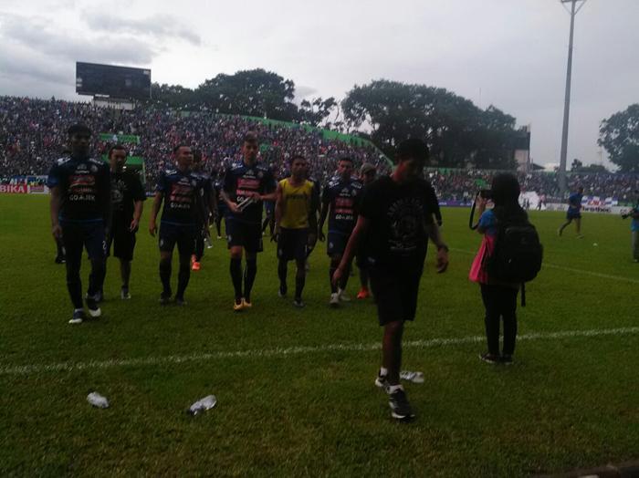 Laga Friendly Match, Arema FC Bekuk Barito Putra FC 2 – 0
