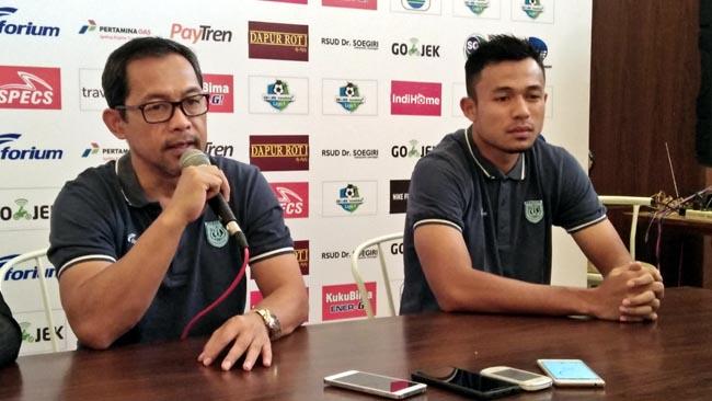 Bakal Jamu Borneo FC, Persela Lamongan Tekadkan Curi Poin Penuh