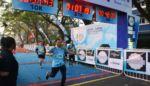 Danrem 083/BDJ Ikut Lari 10 Km Dalam The Malang Maraton  2018