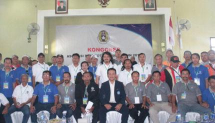 Kongres Askot PSSI Kota Kediri, Barnadi Kembali Terpilih