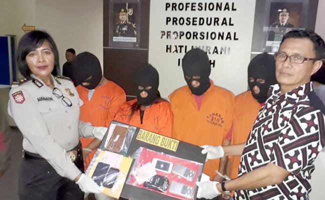 Janda 2 Anak Edarkan SS di Kota Malang