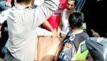 Dua Jambret Pasuruan Dihajar Massa di Kota Malang