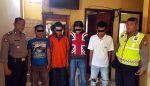 Asik Ngocok, 4 Penjudi Cangkringrandu Digerebek