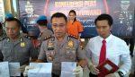 Buronan Mama Gaul dan  Investasi Bodong Digelandang Reskrim Polres Banyuwangi dari Tangerang