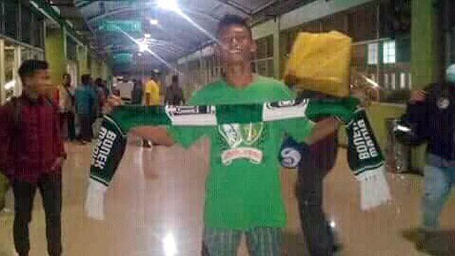 Bilal Suporter Persebaya Ditabrak Truk di Sidoarjo Telah Dimakamkan