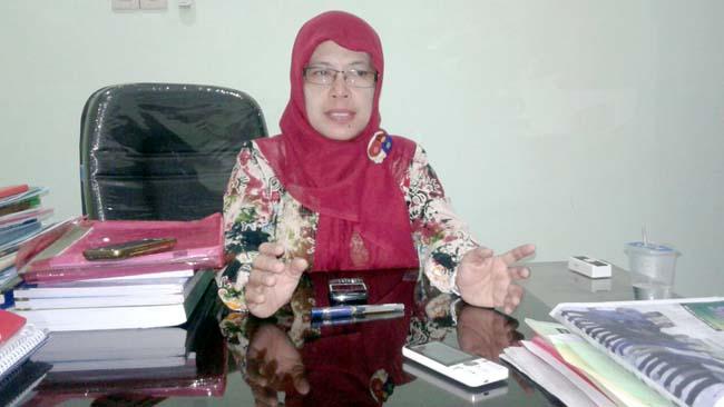 Kepala Dinas Perdagangan dan Perindustrian Kabupaten Situbondo, Dra.Hj.Tutik Margiyanti,ST.,M.Si. (her)