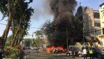 Polisi Lacak Jaringan Pelaku Bom 3 Gereja di Surabaya, Amankan 2 Bungkusan di GKJW dan HKY