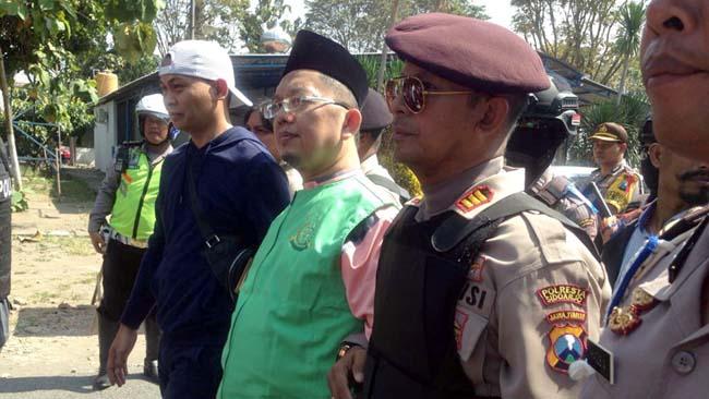 Kasasi Ditolak, Ustadz Alfian Tanjung Dijebloskan Lapas Porong