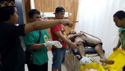 Team Hunter Tembak Maling Sapi, Kaur Keamanan Desa Diciduk