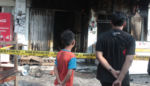 Cafe OTW Ruko Brawijaya Ludes Dilalap Api