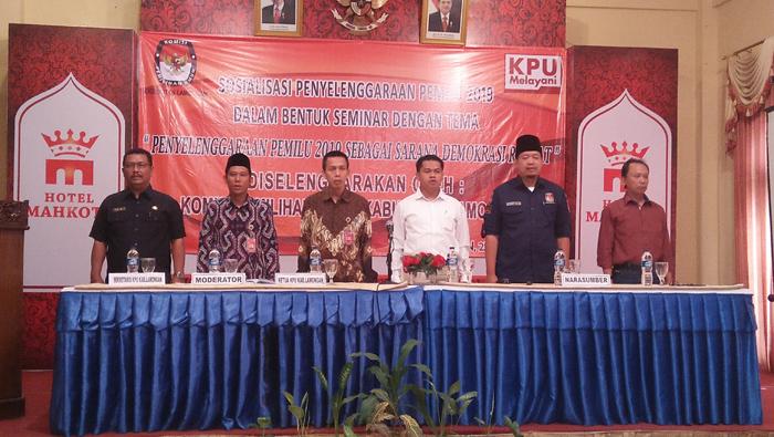 Ketua KPUD Lamongan: 50 Persen Masyarakat Belum Tahu Pemilu Serentak