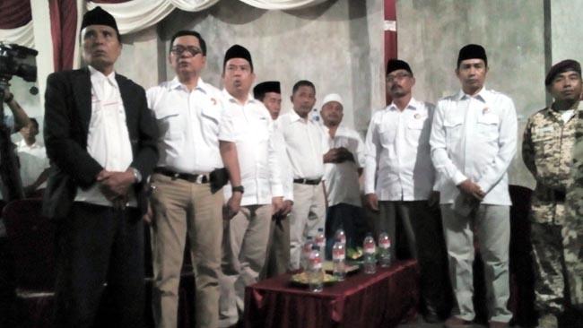 Gerindra Konsolidasi antara Ketua Partai Baru dan Pengurus, Mantapkan Pilkada Kota Probolinggo