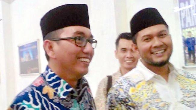 NasDem Rekom Iwan Calon Wakil Walikota di Pilkada Kota Probolinggo bersama Golkar