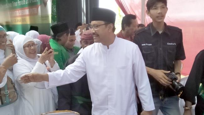 Gus Ipul Pernah Dibully Gara-gara Cium Tangan Megawati