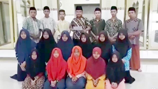 Forum Remaja Masjid se Kota Blitar Tolak Politisasi Masjid di Pilgub