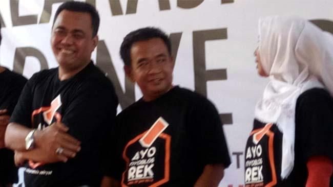 KPU Kota Mojokerto Gelar Deklarasi Kampanye Damai Pilwali 2018