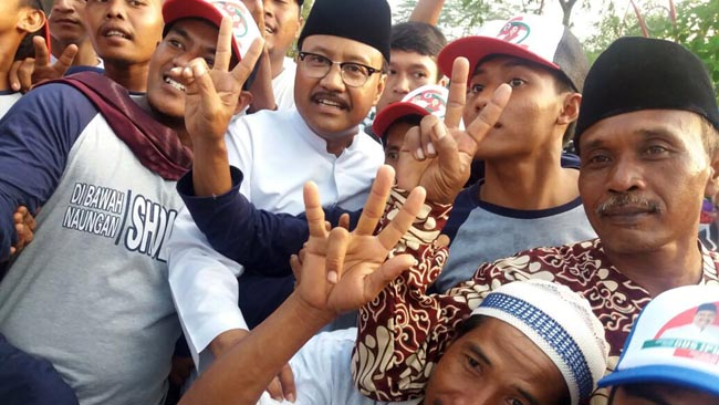 Gus Ipul-Mbak Puti Siapkan 1000 Dewi, Kurangi Pengangguran di Jawa Timur