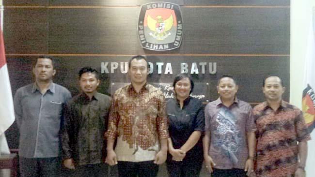 Resmi, KPU Batu Tambah I Dapil dan 30 Kursi Legislatif