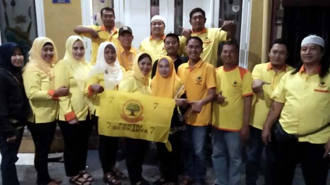 Bacaleg Partai Berkarya Didominasi Kaum Muda yang Energik, Inovatif dan Kreatif