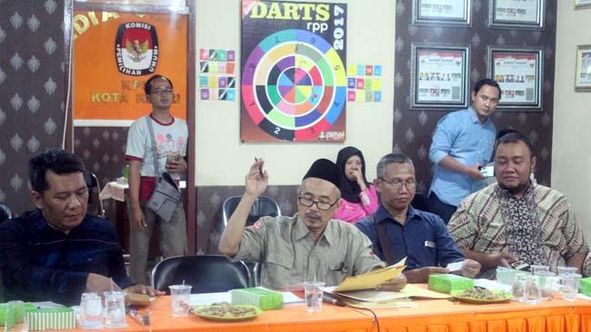 Debat Publik II Pilwali Kediri, Angkat Tema Penanganan Permasalahan Ditingkat Daerah