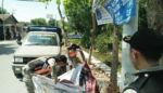 Masa Tenang Jelang Pilgub Jatim, Tim Gabungan Bersihkan APK dan APS