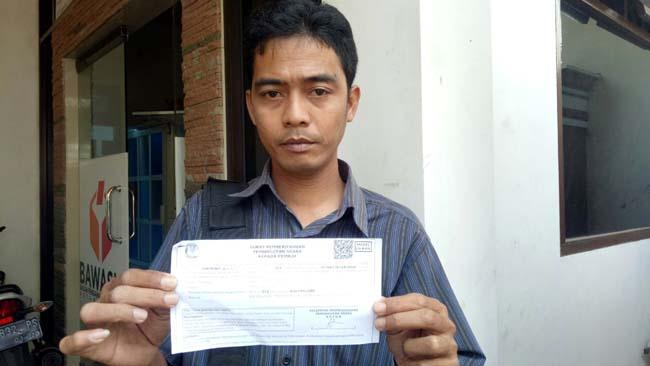 KPPS di TPS 11 Balongsari Dinilai Abaikan Hak Pilih Warga yang Sakit