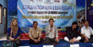 KPU Lamongan Terus Gencarkan Sosialisasi Pilgub Jatim 2018
